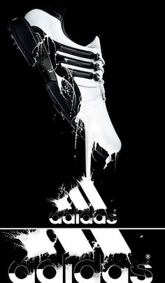 Adidas. All day.