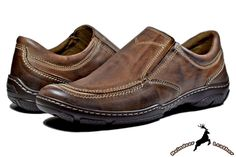 Kay Genuine Leather Loafer Slip-On Mens Brown Loafers, Brown Loafer Shoes, Leather Loafer Shoes, Slip On Shoes, Casual Looks, Free Shipping, Summer, Style, Products