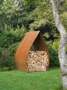 stockage bois