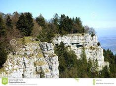 Jura Mountain Cliffs Switzerland Stock Image - Image of switzerland, stone: 100477317 White Stone, Switzerland, Mount Rushmore, Mountains, Travel, Image, Holy Cross, Law School, Viajes