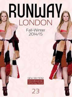 Close-Up Runway London  Magazine - Buy, Subscribe, Download and Read Close-Up Runway London on your iPad, iPhone, iPod Touch, Android and on the web only through Magzter