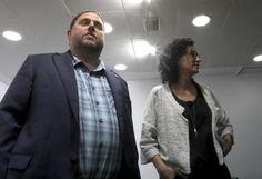 "Junts pel Sí amenaza con acudir a la justicia internacional si hay un ""ataque al Parlament"""