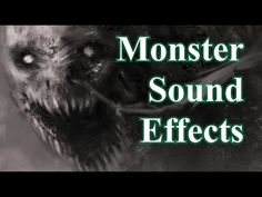 Monster Sound Effects Scary Sounds, Brave Browser, Scary Monsters, Sound Effects, Live Tv, Enough Is Enough, Documentaries, Music Videos, Youtube