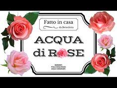 ACQUA DI ROSE FATTA IN CASA DA BENEDETTA | Fatto in casa da Benedetta