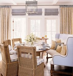 BEACH HOUSE DINING ROOM.