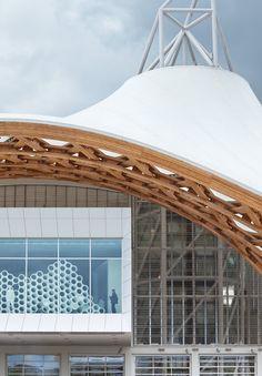 CENTRE POMPIDOU METZ #architecture #shigeruban Pinned by www.modlar.com