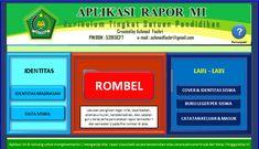 [.xls otomatis] Software Raport KTSP MI Aplikasi Excel Free Download