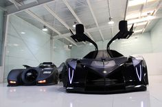 Devel Sixteen                                                                                          V16 Hypercar