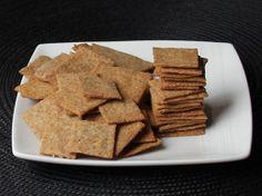 Wheat Thins   Serious Eats : Recipes