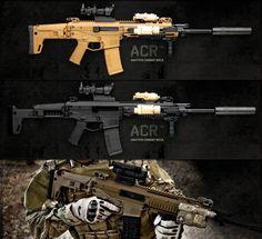 Remington ACR, Personally my favorite weapon!