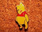 Winnie the Pooh Disney Pin - Winnie the Pooh Smiling with Tummy Out #EasyNip