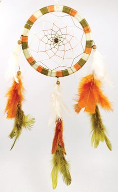 The Dream Catcher is perhaps one of the most well known spiritual tools born within the Americas. Said to have originated among the Anishnabe, it often takes the form of a hoop or wheel fashioned into a net or web and decorated with beads and feathers, which in themselves often possess  spiritual value as representations of the attributes of the animals from which they came. When it is hung over your bed it is said to catch bad dreams and keep them from reaching you. Other legends also…