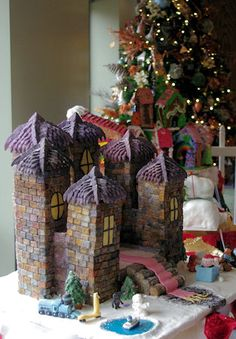Gingerbread House Compeition