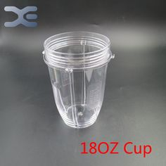 18OZ Clear Replacement Mug Cup For Nutri Ninja Blender Juicer Replacement 1000W Auto Blender Spare Parts