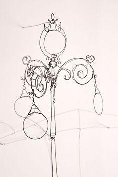 Lampost - Milan. Detail