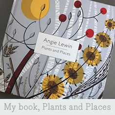 Welcome - Angie Lewin - printmaker - painter - designer