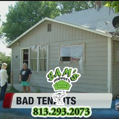 813-293-2073 Sam's Movers is here for the Tampa realtors with the desire to help you move tenants out of your properties. Take the time to call for a quote today! Sam Bouie Appointments 813-293-2073 Sam@SamsMovers.com Sams Movers 16133 North Dale Mabry Highway Tampa, FL 33618 www.SamsMovers.com http://samsmovers.com/real-estate-mover-services-tampa/ #RealEstateMoverServices #evictionmovers