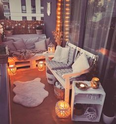 Decorating Your Home, Diy Home Decor, Outside Christmas Decorations, Apartment Balcony Decorating, Bohemian Living, Christmas Home, Boho Decor, Living Room Designs, House Design