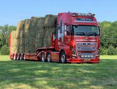 Big Rig Trucks, New Trucks, Custom Trucks, Trailers, Volvo Trucks, Rigs, Transportation, Tractor, Vehicles