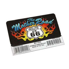 Route.66 Goods Decal ルート66グッズ ステッカー