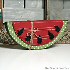The Wood Connection - Watermelon Trio, $14.85 (http://thewoodconnection.com/watermelon-trio/)