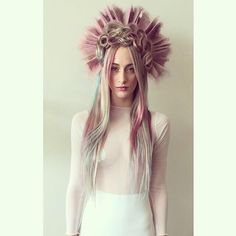 #BestOf2015 - Back in February Anna Wade (@missuswade) showcased this creative look whilst representing the #HCLartteam onstage at Professional Hair 2015. #HairClubLive #HCLShare