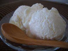 クリームチーズアイス