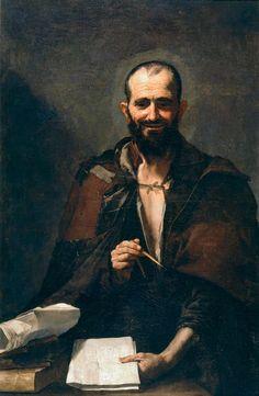 José de Ribera • Demócrito, 1630