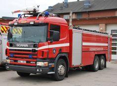 SCANIA -  FIRE - TRUCKS