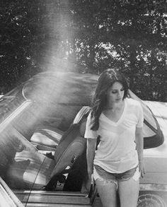 Lana Del Rey Ultraviolence by Neil Krug
