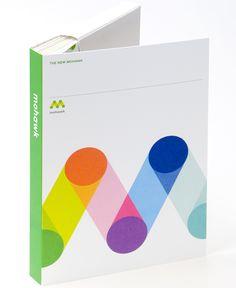 Pentagram's rebrand of Mohawk Fine Papers.