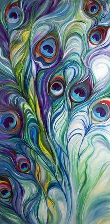 "Stunning ""Peacock"" Artwork For Sale on Fine Art Prints"