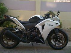 Honda CBR250 Cbr, Biker Chick, Super Bikes, Cars And Motorcycles, Dream Catcher, Honda, Colours, Black And White, Life