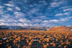 Copiapó y Volcán Ojos del Salado, Chile