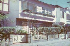 Casas no Leblon - Anos 60.