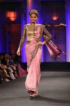 pretty sari by vikram phadnis. definitely on want list