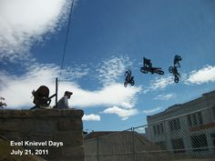 Evel Knievel Days in Butte, Montana