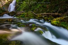 Green Waterfall by lucagino #Landscapes #Landscapephotography #Nature #Travel #photography #pictureoftheday #photooftheday #photooftheweek #trending #trendingnow #picoftheday #picoftheweek