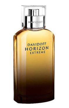 Horizon Extreme Davidoff cologne - a new fragrance for men 2017