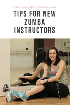 Teaching Zumba for the first time can be a daunting task, with these tips for new Zumba Instructors you'll be ready to teach in no time!