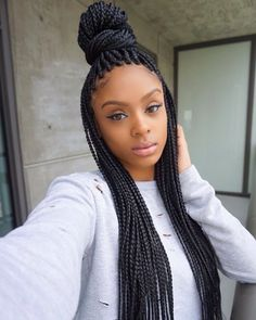 Individuals … | Whippin My Herr | Pinterest | Hair style, Individual ...