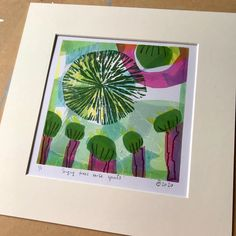"Ann (Áine) Britton on Instagram: ""Monoprint. 'Singing trees raise spirits' #monoprints #abstractart #printmaking #contemporaryart #fineart #emergingartist @annbrittonartist"" Printmaking, Contemporary Art, Abstract Art, Singing, Spirit, Fine Art, Frame, Artist, Ann"