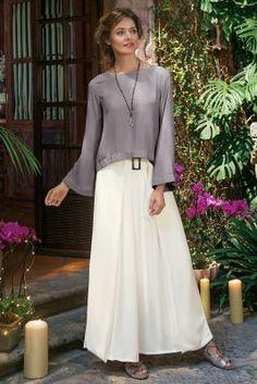 Stella Luna Skirt from Soft Surroundings