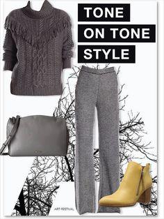 #FITUIN Shades of #gray #toneontone #winter #chill