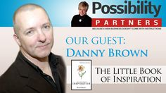 The Little Book of Inspiration with Danny Brown - an inspirational interview with author, blogger and marketer, Danny Brown about his new book, The Little Book of Inspiration. We dive into publishing, too! ♥ #andelicious #bookofinspiration