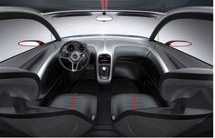 Ford Start Concept Interior