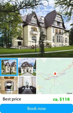 Hotel Steirerschlössl (Zeltweg, Austria) – Book this hotel at the cheapest price on sefibo. Double Beds, Good Night Sleep, Best Hotels, Austria, Around The Worlds, Mansions, House Styles, Books, Pictures