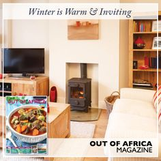 Winter is Warm & Inviting Style your home in a creamy butter and silky cream colour theme with our top home accessory buys. Your home will transform into a warm and inviting haven this winter. Buy June 2016 OUT OF AFRICA Magazine - OUT NOW! See more at http://ift.tt/1U6C1sm