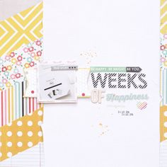 weeks of happiness by magda_m at @Studio_Calico
