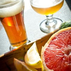 Fruit Beer Style Homebrewing